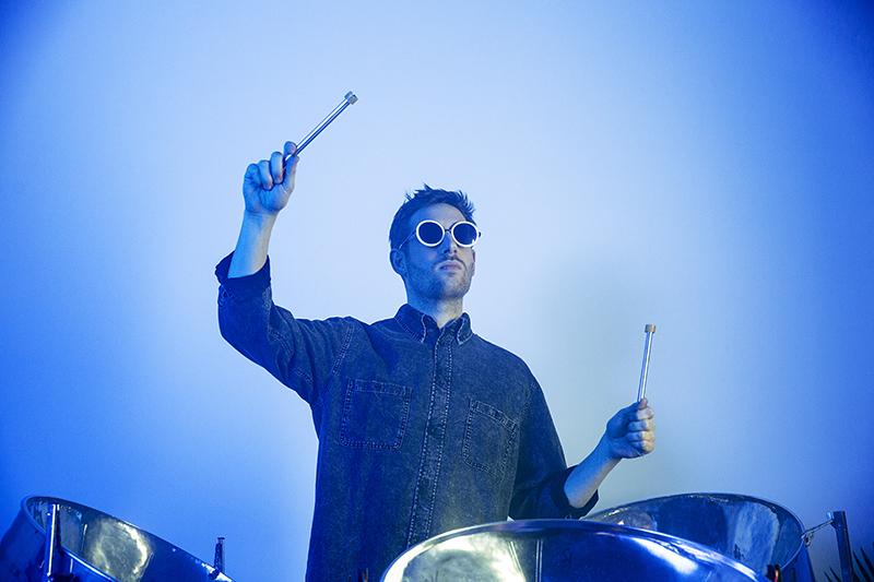 Steel Pan Fusion Play Philip Glass - Berkshireregion